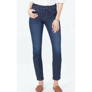 NYDJ Alina Legging Jeans Size 12 High Rise